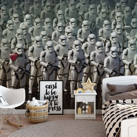 "Stormtroopers wallpaper ""Easy Install"""